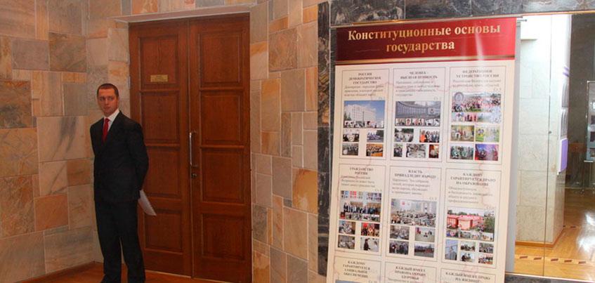 Пресс-служба Госсовета Удмуртии не допускает журналистов в зал заседания