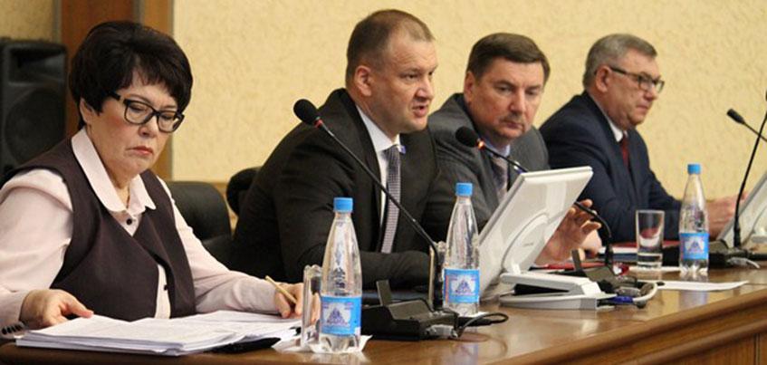 На сессии Городской думы приняли бюджет Ижевска на 2018 год