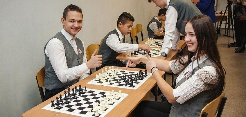 12 школ Ижевска стали участниками всероссийского проекта «Шахматы в школах»