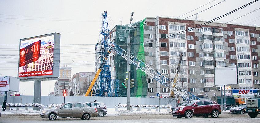 Взрыв газа в Ижевске: в пунктах временного размещения находятся 154 человека