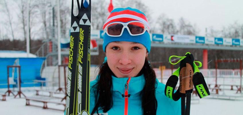 Биатлонистка из Удмуртии Ульяна Кайшева стала бронзовым призером в спринте на этапе Кубка Европы