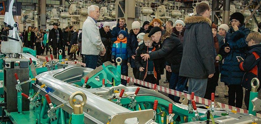 В феврале в Удмуртии планируют провести первые экскурсии по проекту промышленного туризма
