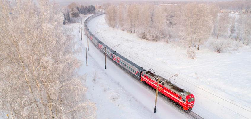 В 2017 году в Ижевск поступили 22 современных плацкартных вагона