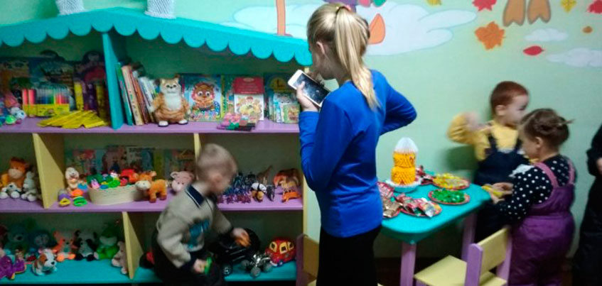 Десятиклассник из Удмуртии организовал детский уголок ожидания в больнице