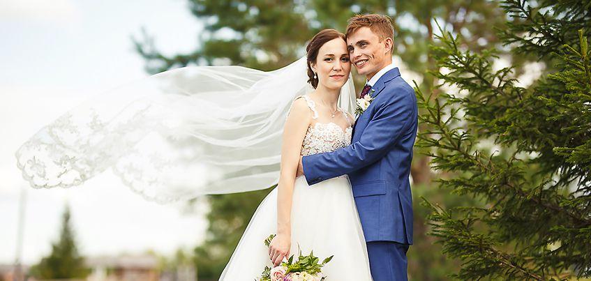 Ижевские молодожены: «Сразу понял, что она станет моей женой»