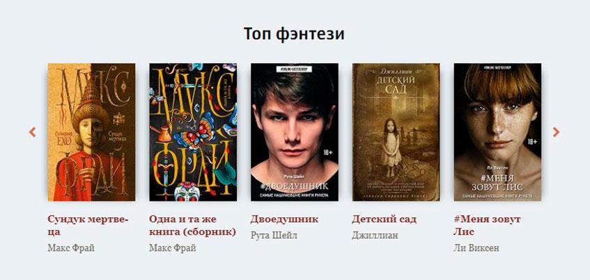 Самые читаемые книги 2017 года: роман жительницы Ижевска в топе фэнтези