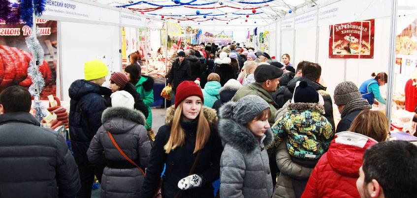 Готовимся к празднику вместе: большая Новогодняя ярмарка 23 декабря откроется в Ижевске