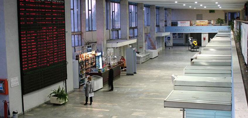 Аэропорт  Ижевска планируют отремонтировать к 2021 году