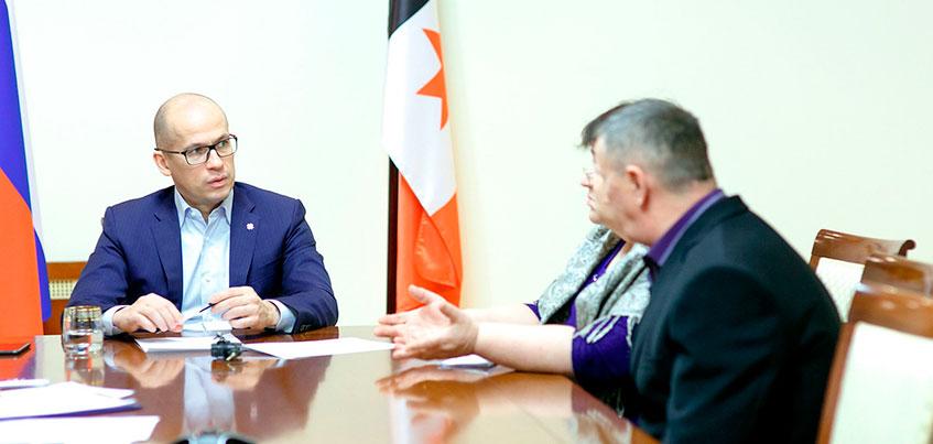 Глава Удмуртии провел прием граждан
