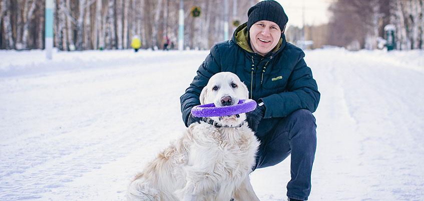 Как собственная собака помогла ижевчанину открыть бизнес