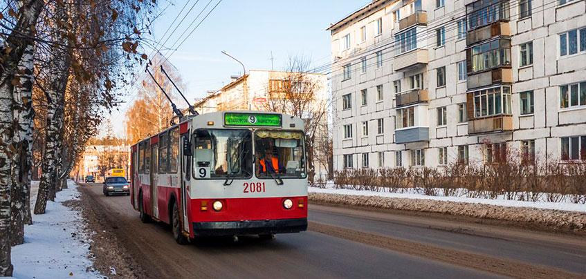Новый год-2018: как изменится движение транспорта в праздничные дни в Ижевске?