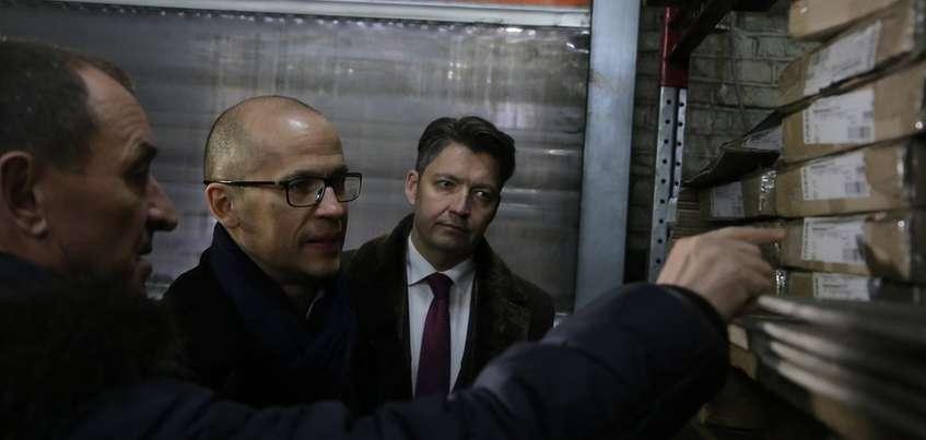 Александр Бречалов: Глазов может получить статус территории опережающего развития в 2018 году