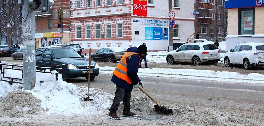 УФАС нашел нарушения в аукционной документации на содержание дорог в Ижевске