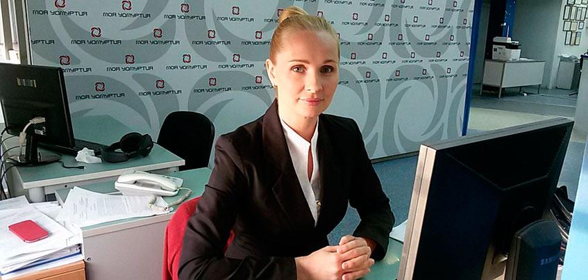 Марина Баль отказалась возглавить пресс-службу главы Удмуртии