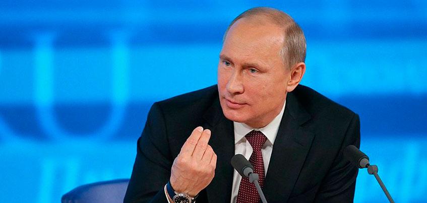 В Удмуртии организуют пункты сбора подписей в поддержку Владимира Путина