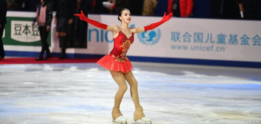 Фигуристка из Удмуртии Алина Загитова выступит на Чемпионате Европы