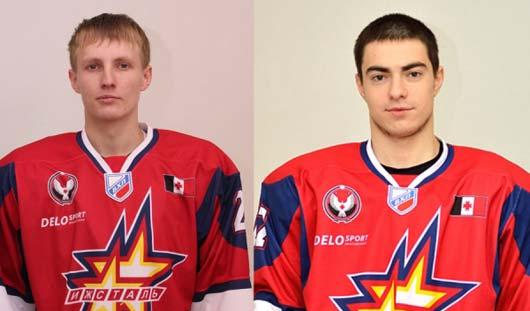 За «Ижсталь» будут играть три хоккеиста из «Северстали»