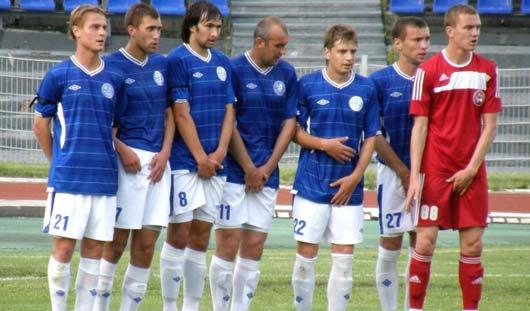 Новый сезон ижевские футболисты будут играть на стадионе «Купол»