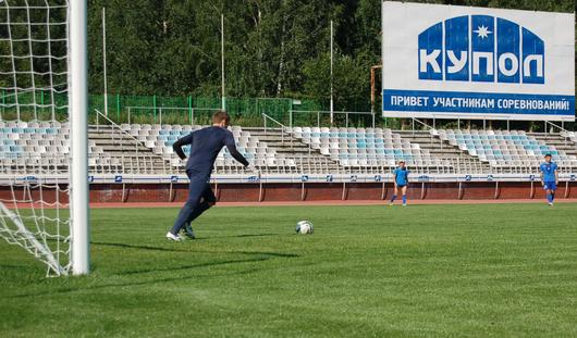 ФК  «Зенит-Ижевск» определился с задачами на сезон