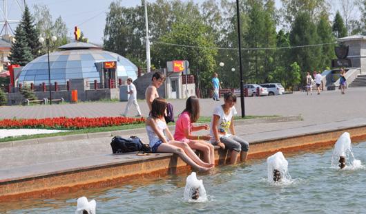 Будет ли в Ижевске нынче лето?