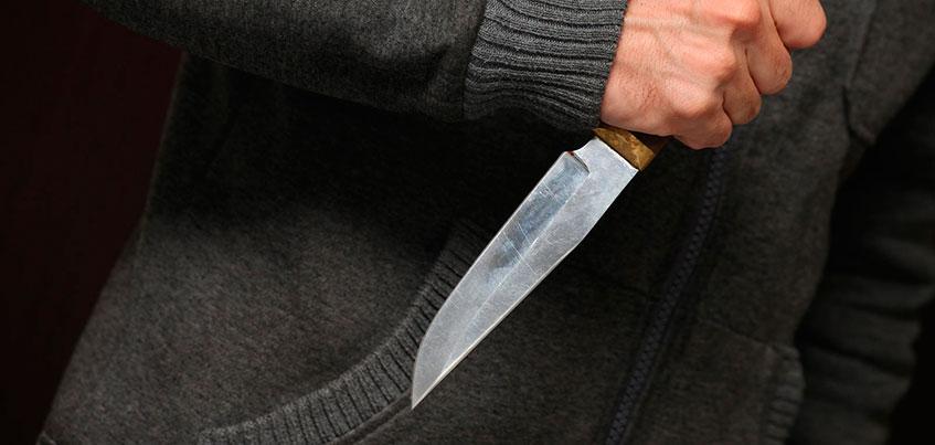В Удмуртии задержали мужчину, который ранил знакомую ножом