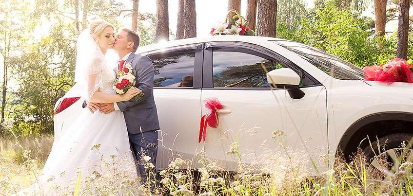 Ижевские молодожены: В день свадьбы чуть не застряли в лесу