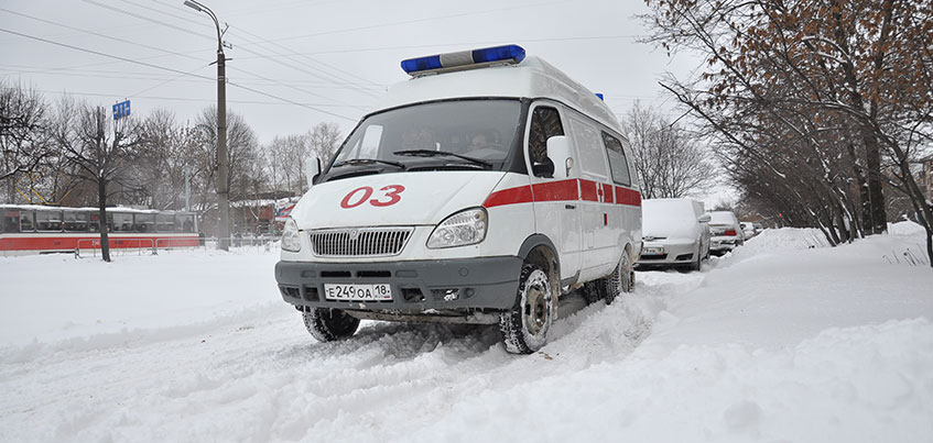 Ребенок погиб в больнице на улице Короткова в Ижевске