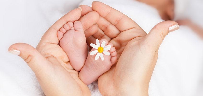 315 детей родились в Удмуртии в новогодние праздники