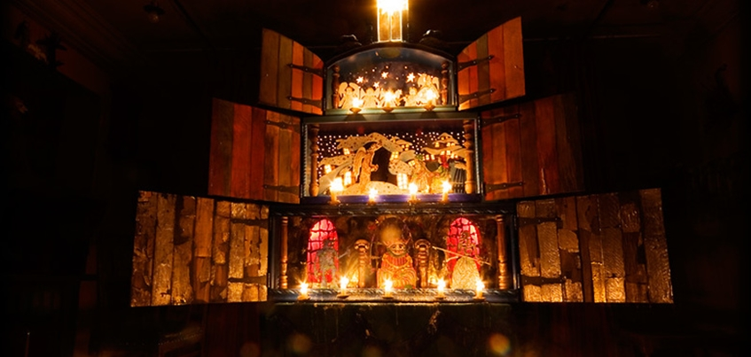 В Ижевске впервые пройдет Рождественский театральный фестиваль