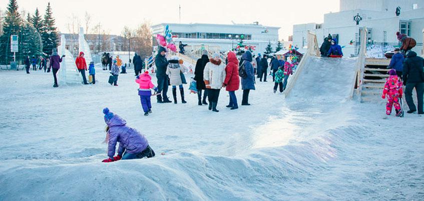 Глава Ижевска ответил на критику Александра Бречалова по уборке снега на Центральной площади