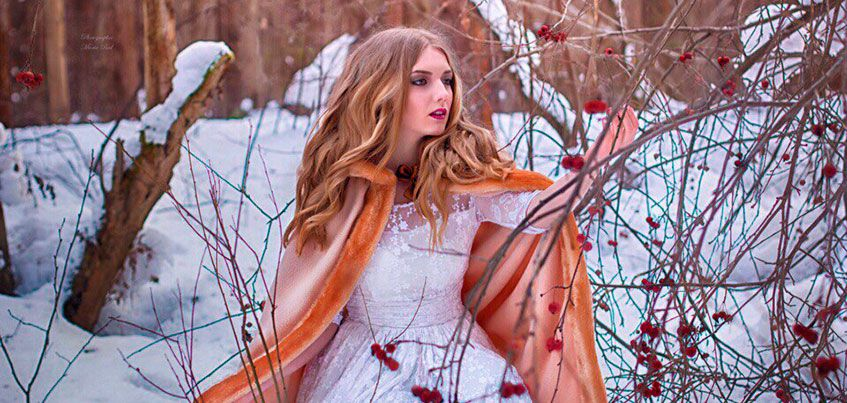 «Мисс зима-2017»: пришли фото и выиграй сертификат в ювелирный салон