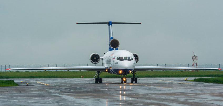 В 2018 году в Ижевске могут запустить регулярные рейсы до Нижневартовска