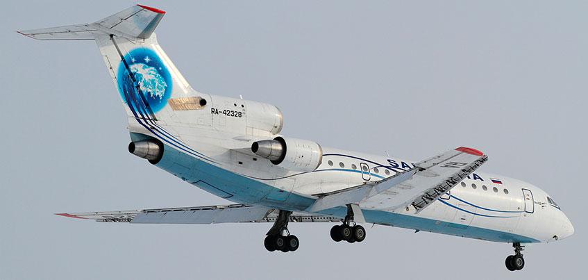 «Саратовские авиалинии» запустят рейсы из Ижевска в Санкт-Петербург и Сочи