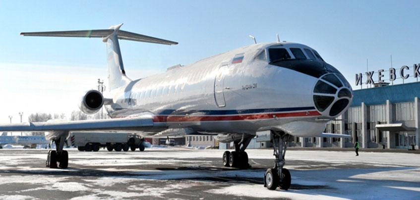 В Удмуртии «Ижавиа» разделят на аэропорт и авиакомпанию