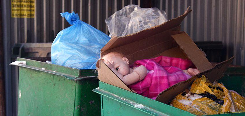 В Удмуртии пару, выбросившую младенца на мороз, лишили родительских прав