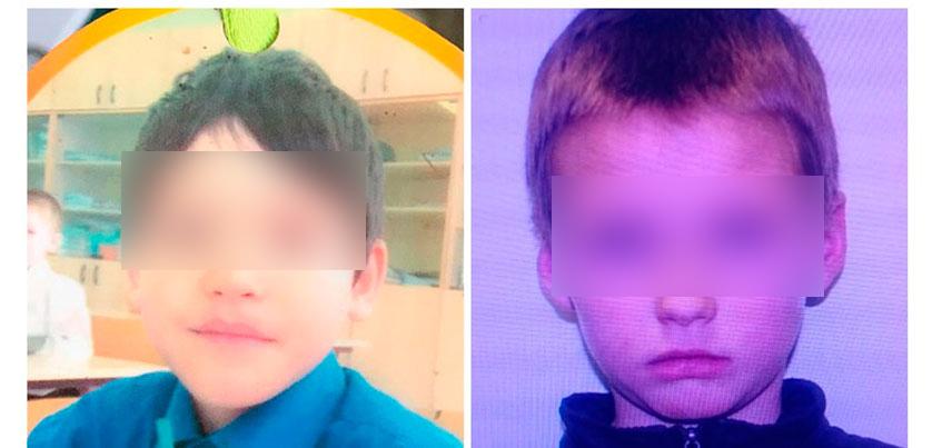 В Удмуртии сотрудники полиции нашли пропавших два дня назад мальчиков
