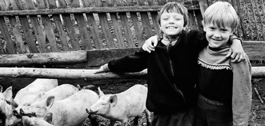 До свидания, лето: 10 потрясающих снимков ижевского фотографа, которые вернут вас в детство