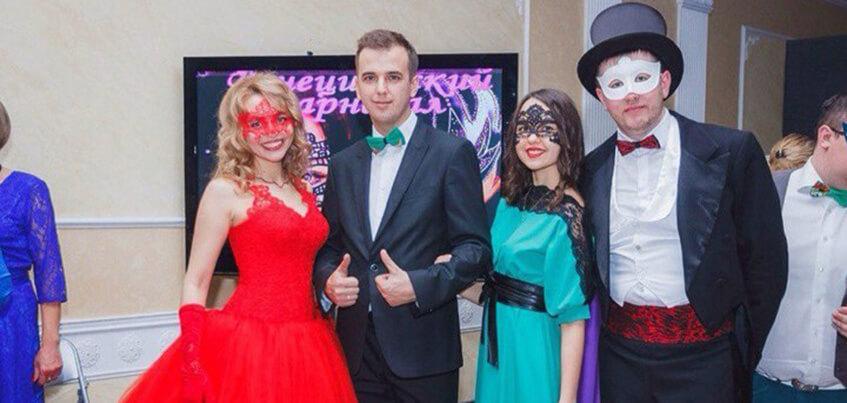 В Ижевске пройдет городской студенческий бал