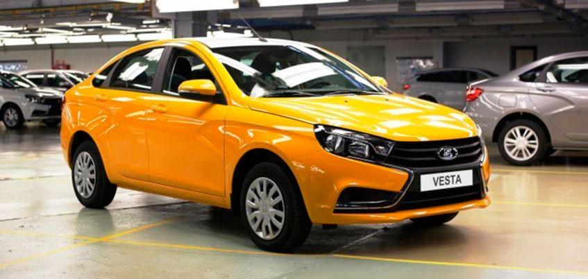 320 автомобилей LADA Vesta из Ижевска доставили на Кубу
