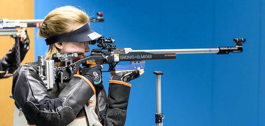 Стрелок из Удмуртии Юлия Каримова выиграла «серебро» на соревнованиях в Инсбруке