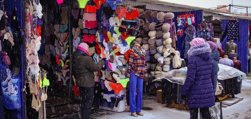 Как в Ижевске живут «Сенная» и Восточный рынок сегодня?