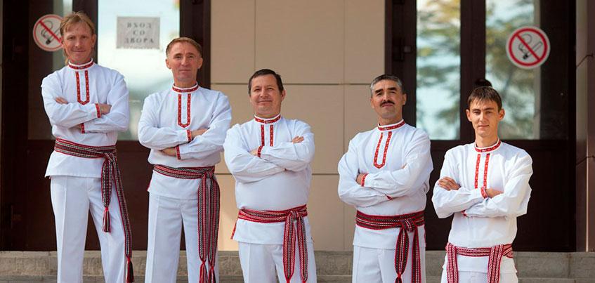 Ансамбль из Удмуртии «Пять Сережек» стал лауреатом конкурса в Дубае