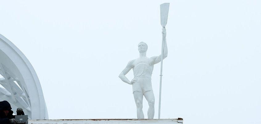 Новые скульптуры для парка Кирова в Ижевске делали 2 месяца