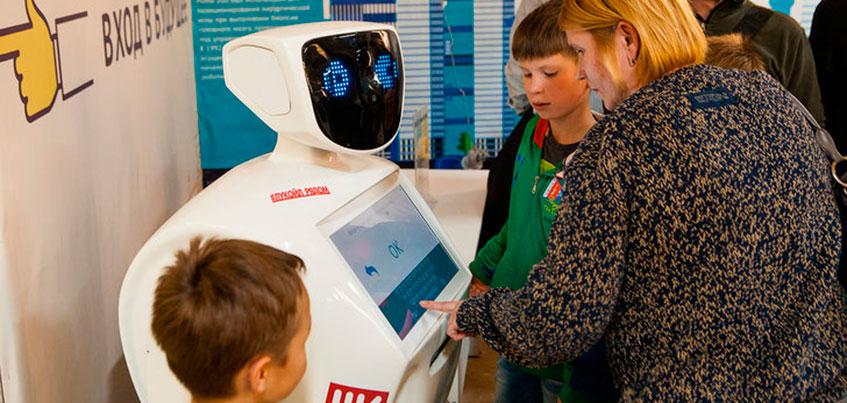 В Ижевске пройдет интерактивная выставка роботов со всего мира «РОБОПОЛИС»