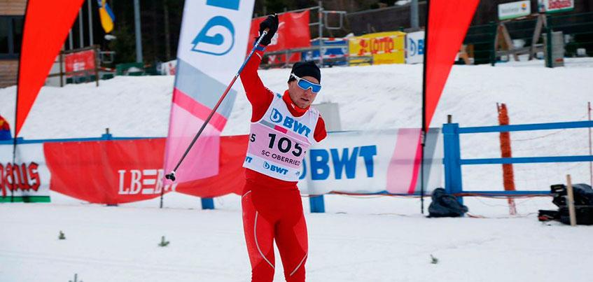 Паралимпиец из Удмуртии Владислав Лекомцев выиграл еще одно «золото» на этапе Кубка Мира