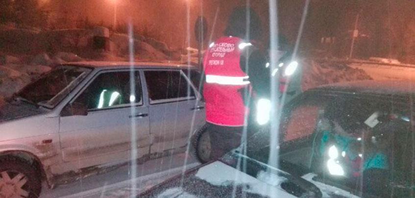 Под Ижевском погиб водитель, застрявший в автомобиле на нечищенной дороге