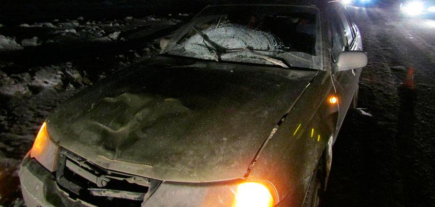 Мужчина погиб под колесами авто на улице Пойма в Ижевске