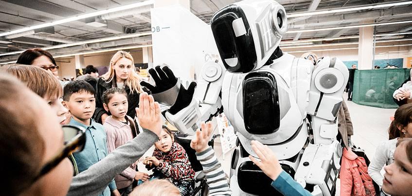 В Ижевске с 3 февраля ожидается нашествие роботов