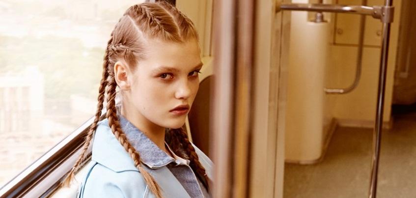 17-летняя ижевчанка участвует в модных показах Saint Laurent, Dior и Chanel