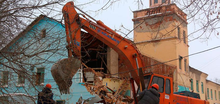 МЧС Удмуртии: «Снос пожарной части на Карла Либкнехта не повлияет на безопасность Ижевска»